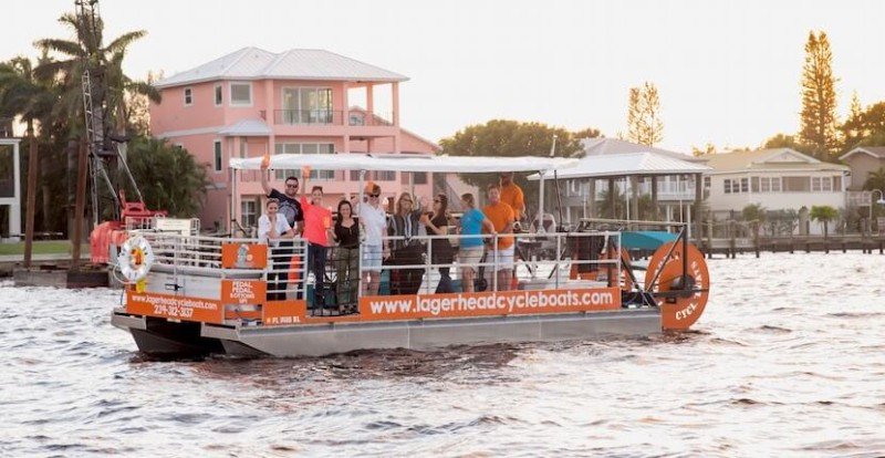 Lagerhead-Cycleboats-pedal-pub-Fort-Myers-FL