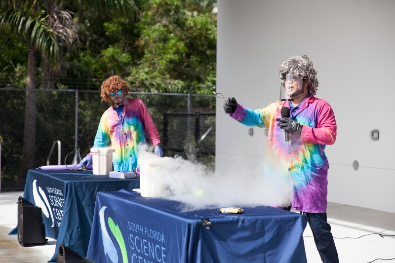 South-Florida-Science-Center-Outdoor-Shows-3